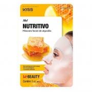 Máscara facial Mel Nutritivo Kiss NY