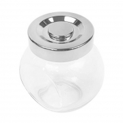 MINI POTE DE VIDRO 150 ML