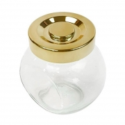 MINI POTE DE VIDRO 45 ML