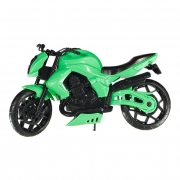 Moto esportiva Wind Fire