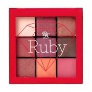 Paleta de sombras RK by Kiss - Ruby