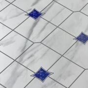 PAPEL DE PAREDE LOSANGO 5 METROS