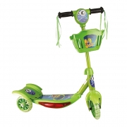 Patinete com cesta Scooter