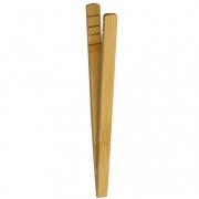 Pinça multiuso em bambu