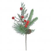 Planta artificial Pick Berry 32 cm