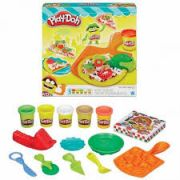 KIT FESTA DA PIZZA DE MASSINHA
