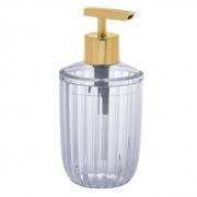 Porta sabonete líquido Canelatta transparente