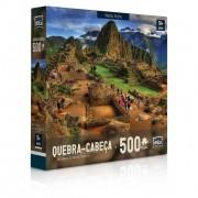 QUEBRA CABEÇA 500 PEÇAS - MACHU PICCHU 2306