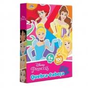 Quebra-cabeça Princesas da Disney 100 peças