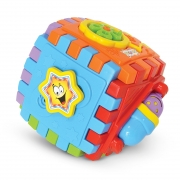 Cubo didático Smart Cube