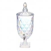 Suqueira rainbow com torneira rose Diamond Lyor 5 litros