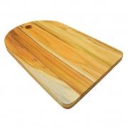 Tábua de corte em madeira 30 cm