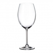 Taça de cristal Bohemia para vinho 580 ml