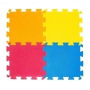 Tapete infantil blocos de EVA 6 peças