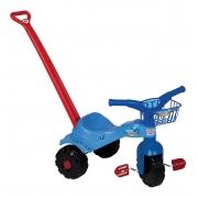 Triciclo Tico Tico Tubarão com cesta
