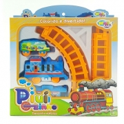 Trenzinho elétrico Piuizinho