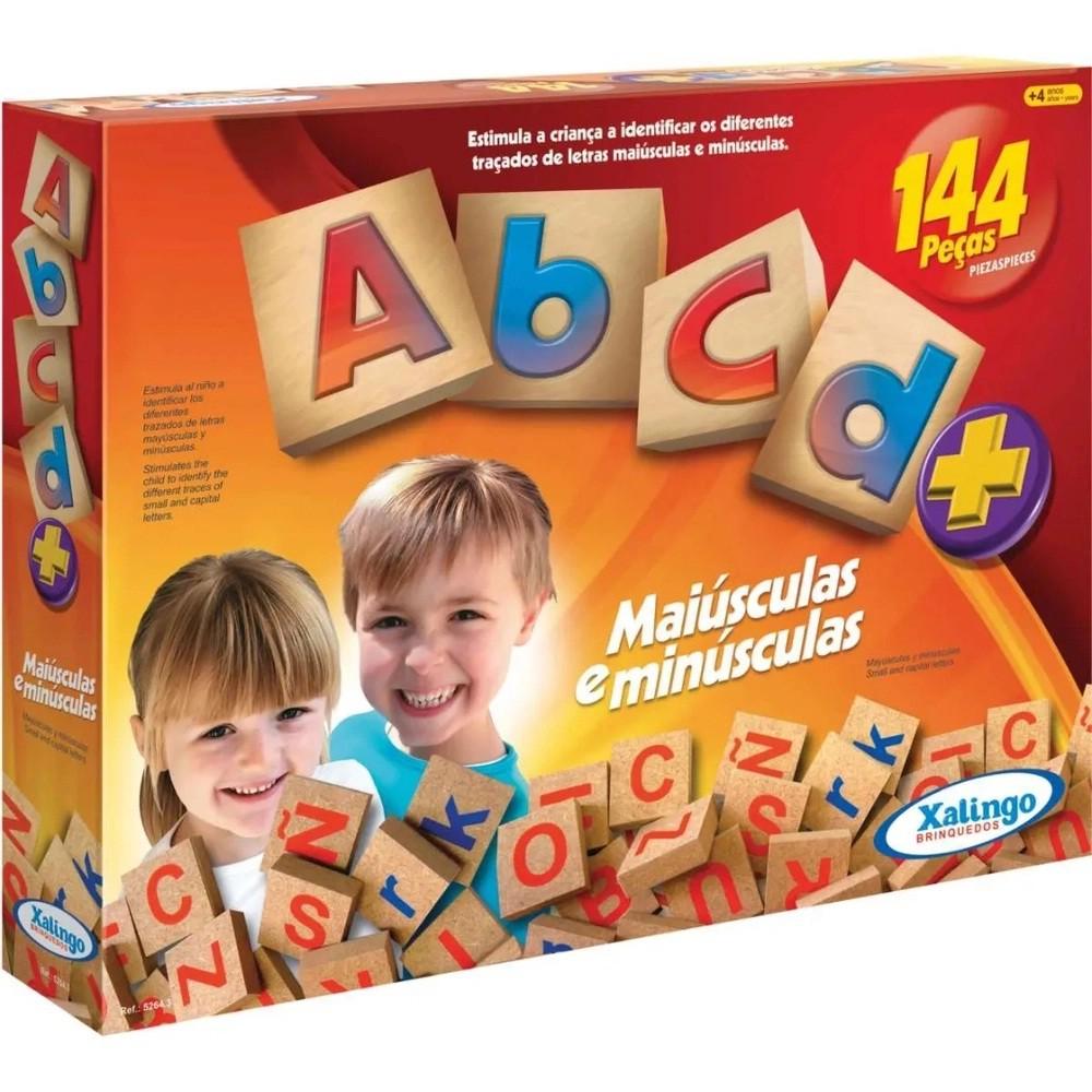ABCD+ 144 PEÇAS