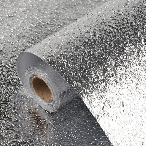 Adesivo metalizado para revestimento 2 metros