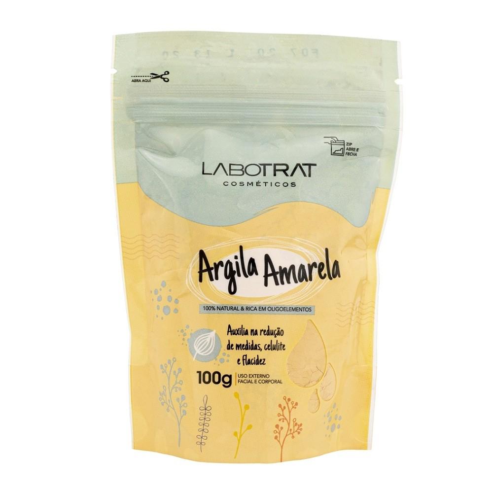 Argila amarela 100 g
