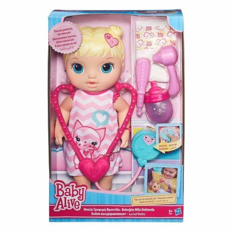 BABY ALIVE CUIDA DE MIM LOIRA