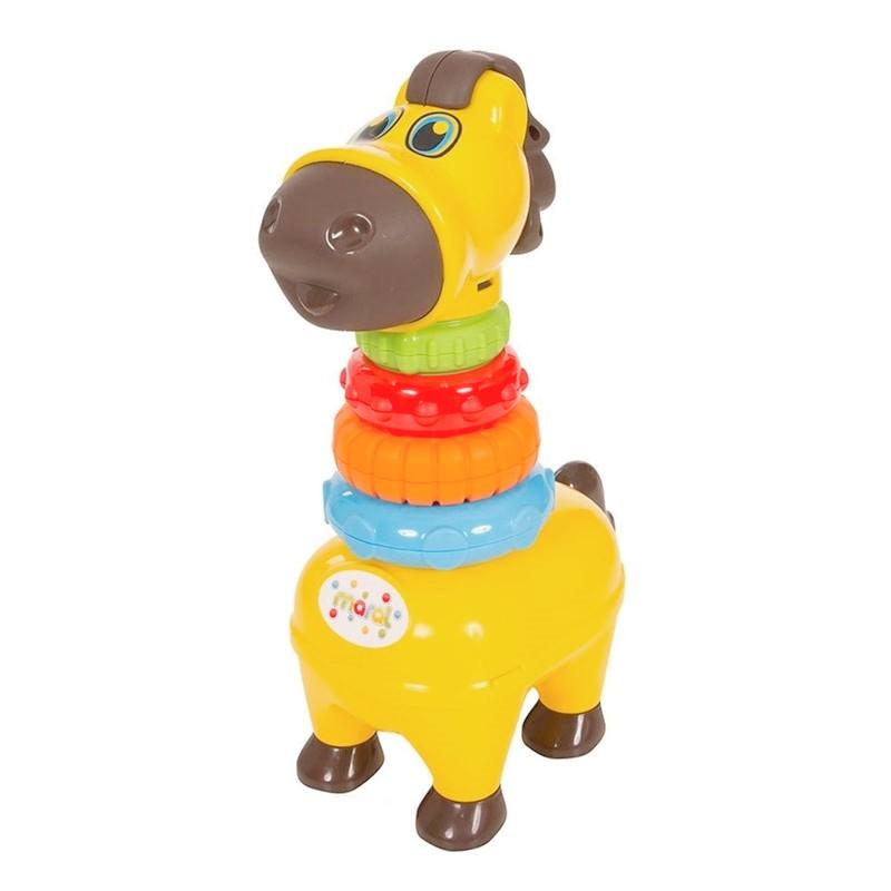Brinquedo didático Baby Horse