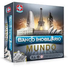 BANCO IMOBILIARIO MUNDO