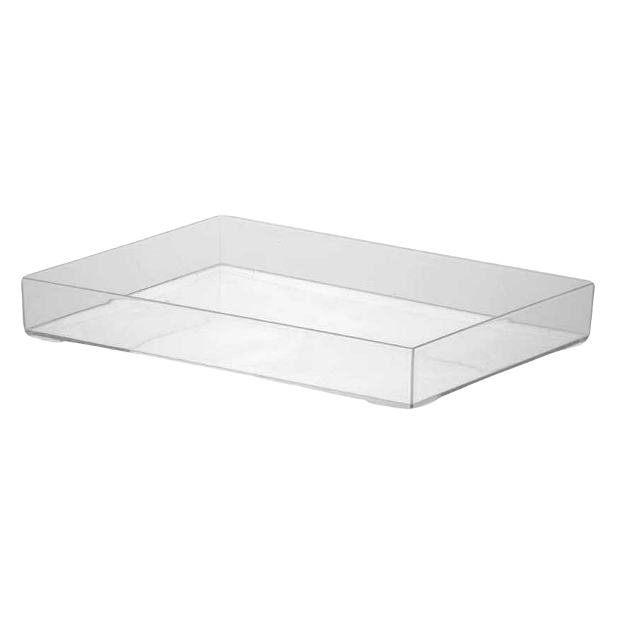 Bandeja cristal 34,5 cm