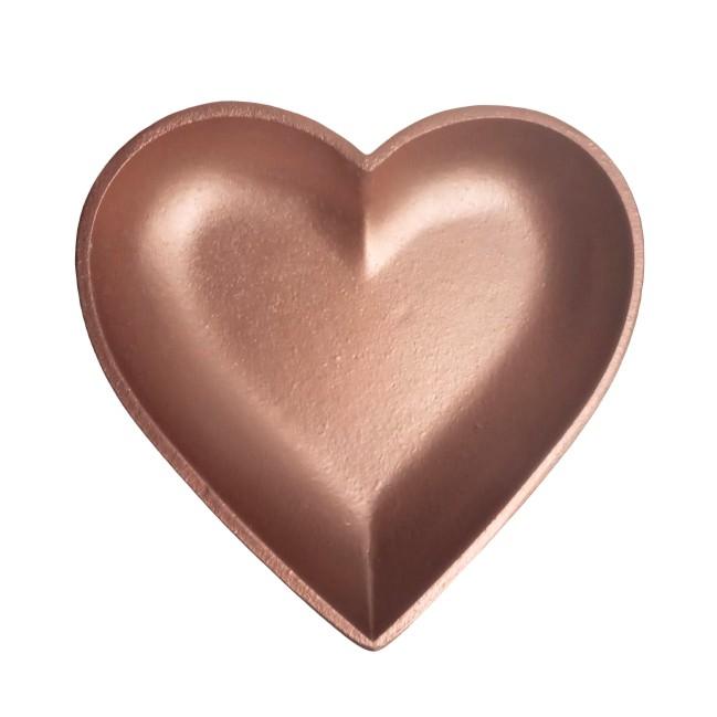 Bandeja Coração em madeira