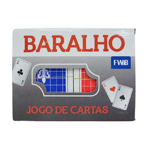 BARALHO 2 PEÇAS