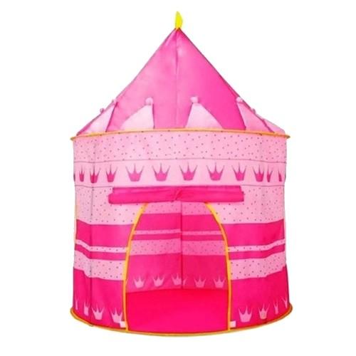 Barraca infantil Castelo rosa