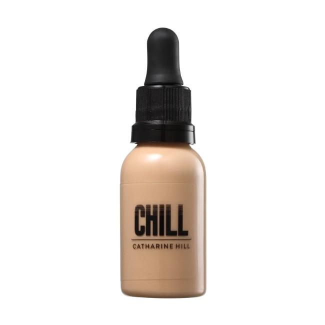 Base líquida de média cobertura Chill Catharine Hill - MC02