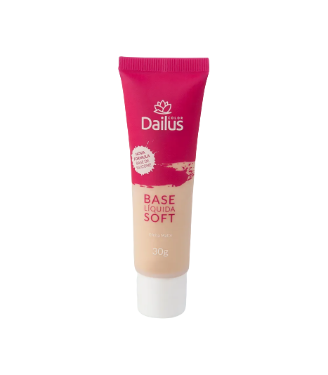 BASE LÍQUIDA SOFT 02 DAILUS