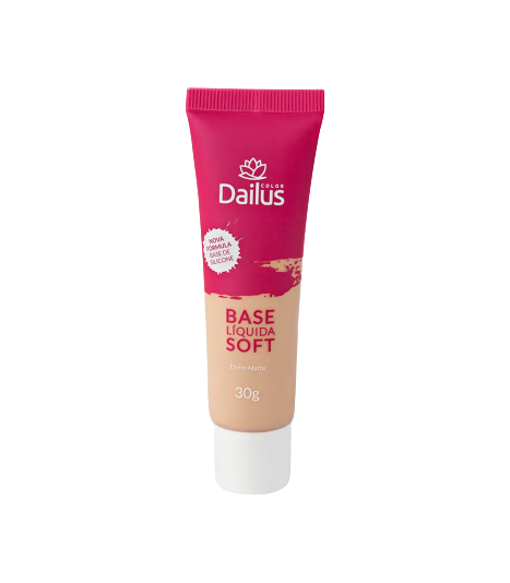 BASE LÍQUIDA SOFT 04 DAILUS