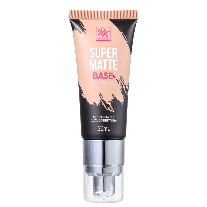 BASE LÍQUIDA SUPER MATTE RUBY KISSES CREME