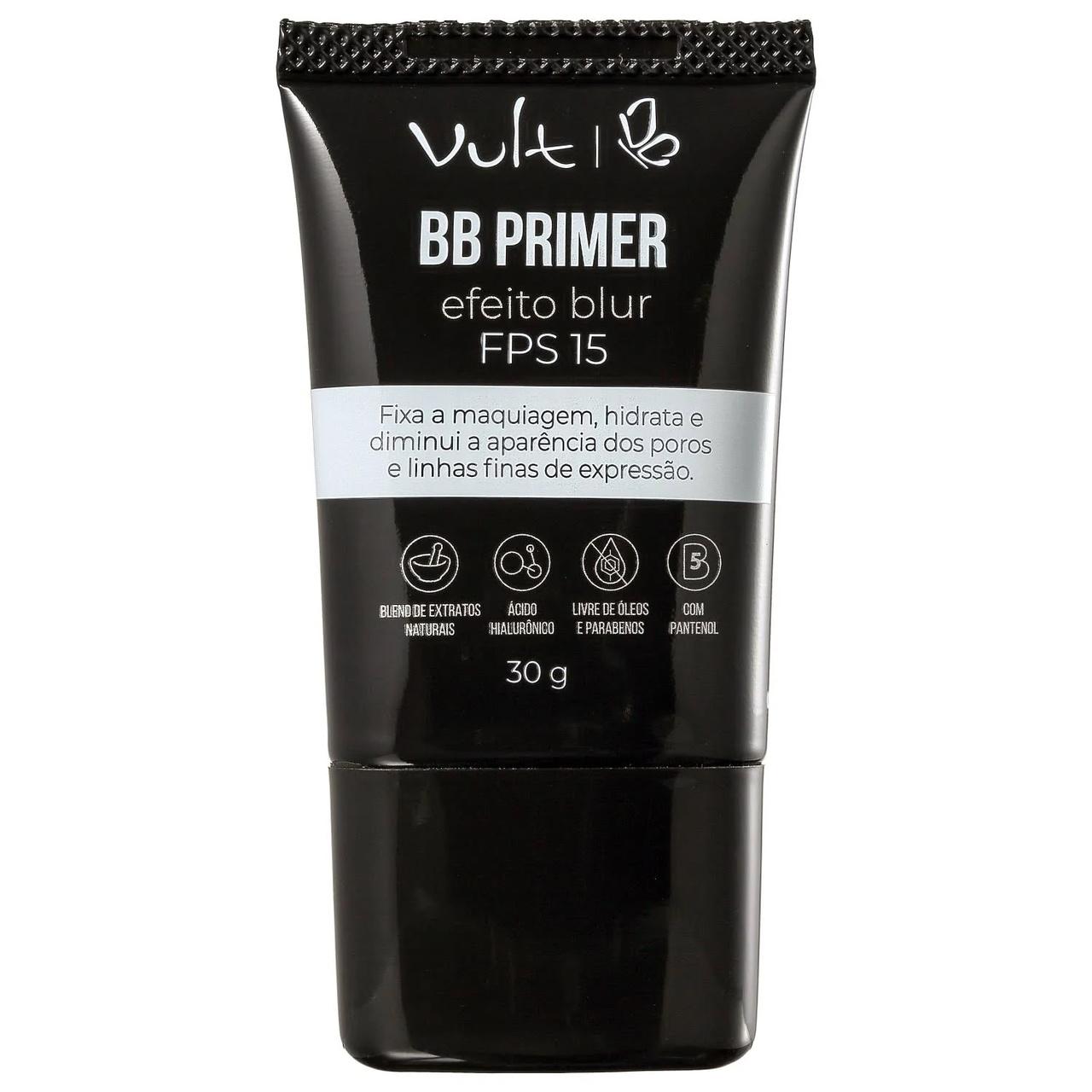 BB Primer efeito blur FPS 15 Vult