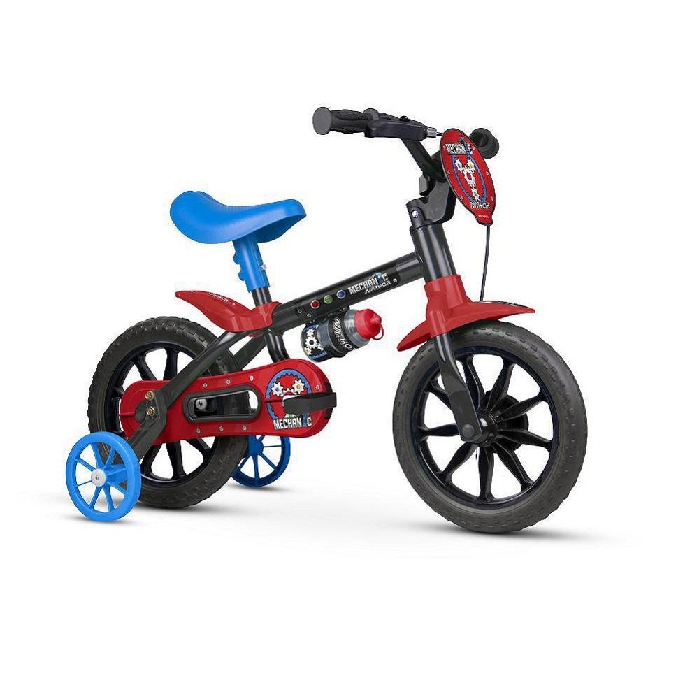 Bicicleta infantil aro 12 Mechanic