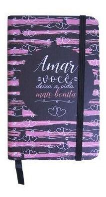 BLOCO DE NOTAS AMOR COLORS