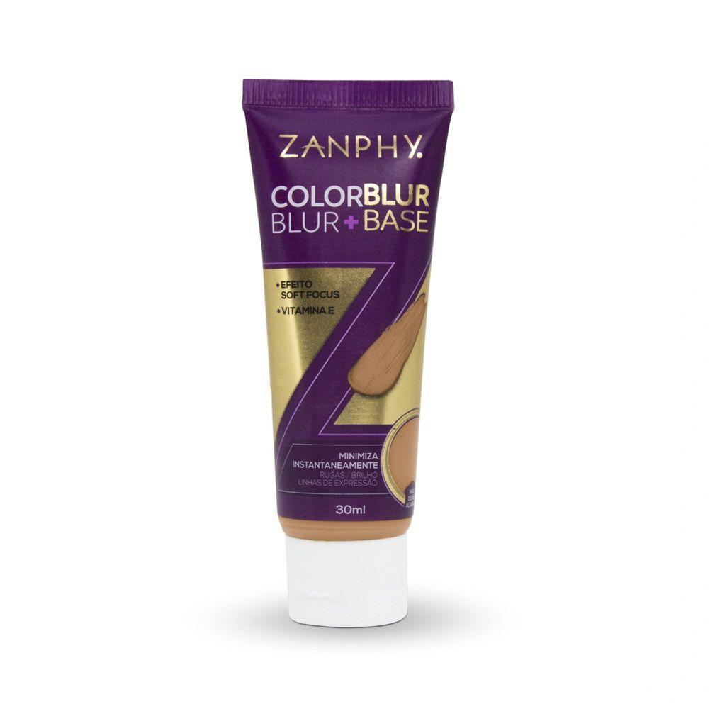 BLUR + BASE BEGE ESCURO ZANPHY