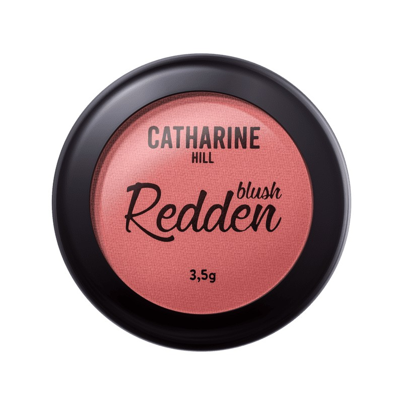 Blush compacto Redden Catharine Hill - Rose