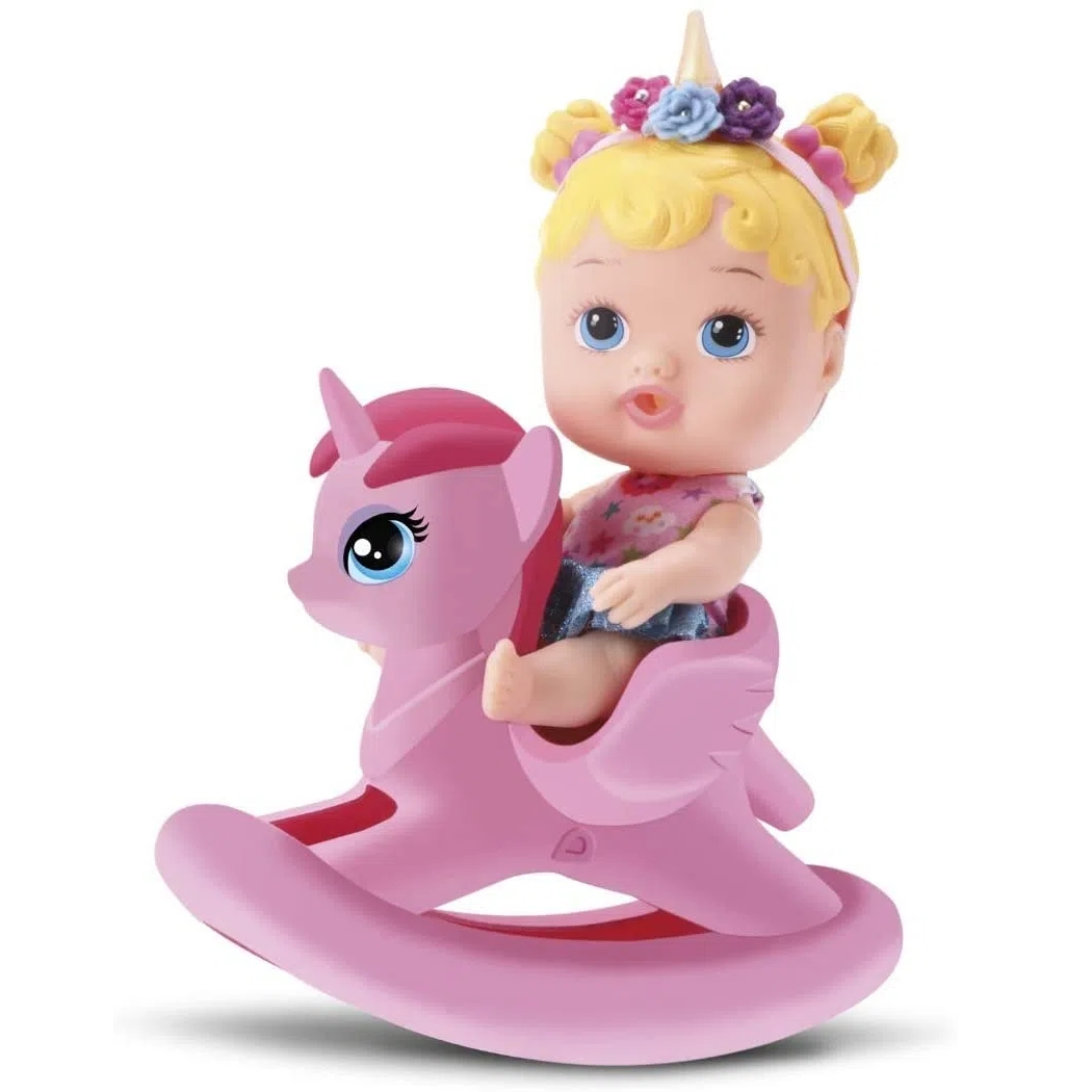 Boneca Little Dolls - Balancinho