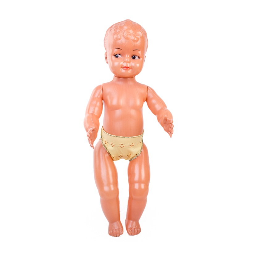 Bonecão em plástico 60 cm
