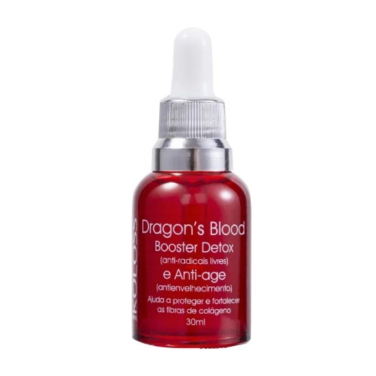 BOOSTER DETOX E ANTI-AGE DRAGON'S BLOOD KOLOSS