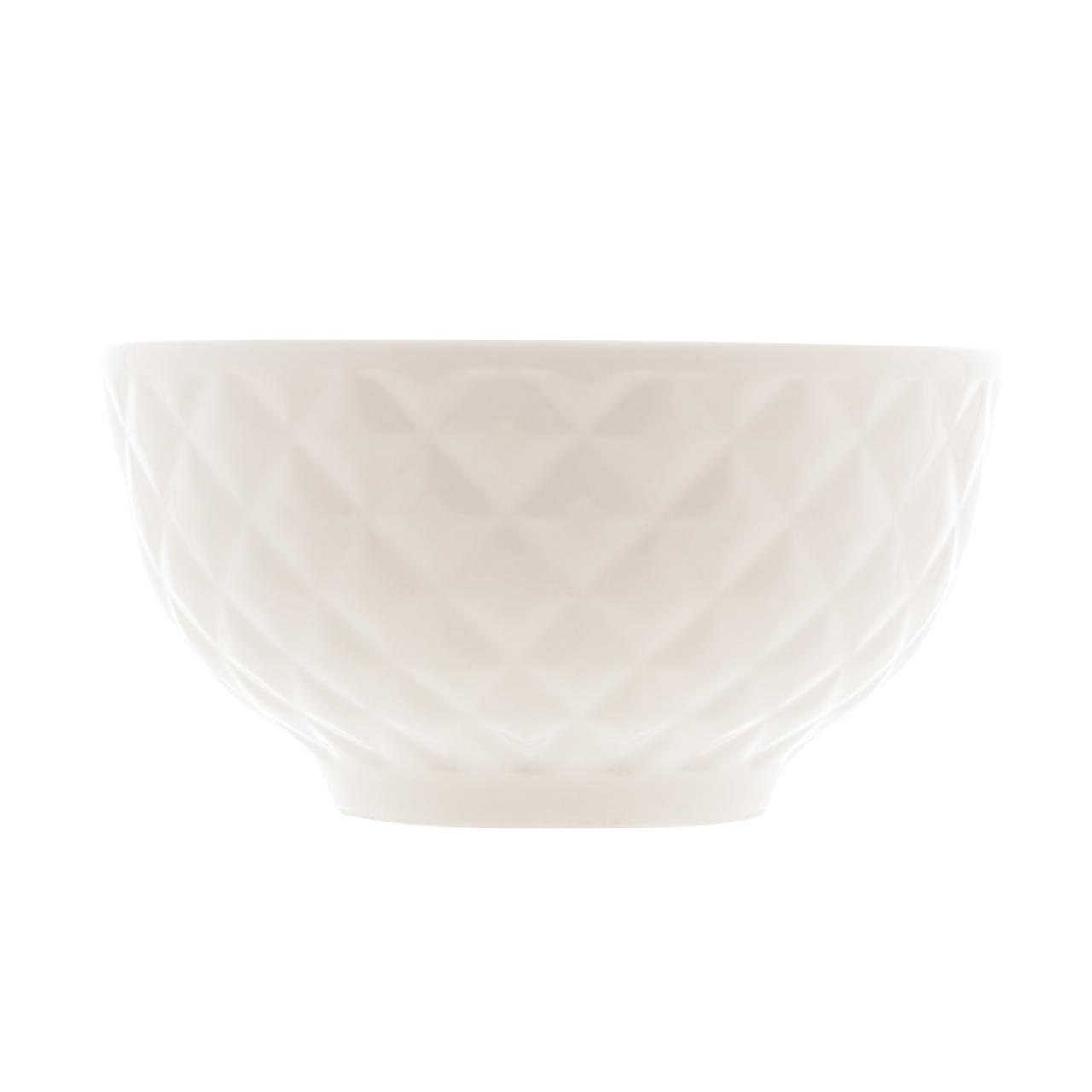 Bowl de porcelana New Bone Diamond Lyor 11,5 cm