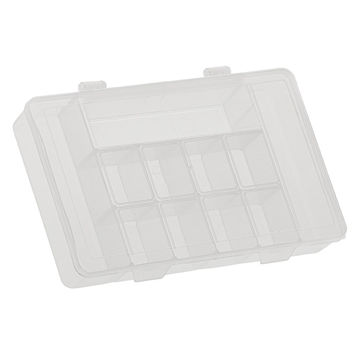 Box organizador com tampa G 28x17,5x4