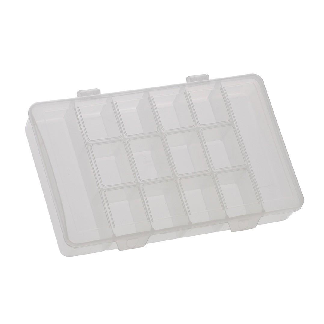 BOX ORGANIZADOR COM TAMPA M