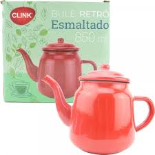 BULE RETRÔ ESMALTADO 850ML