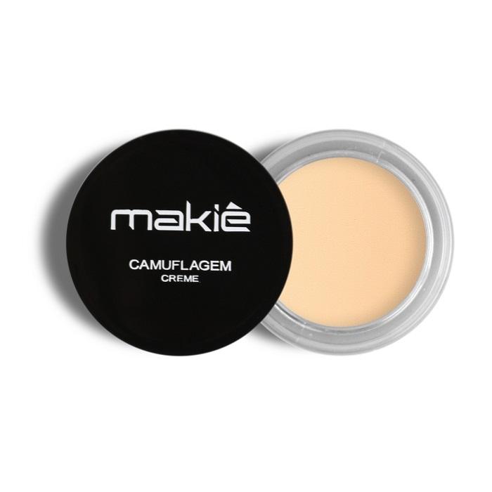 Camuflagem Makiê - vanilla