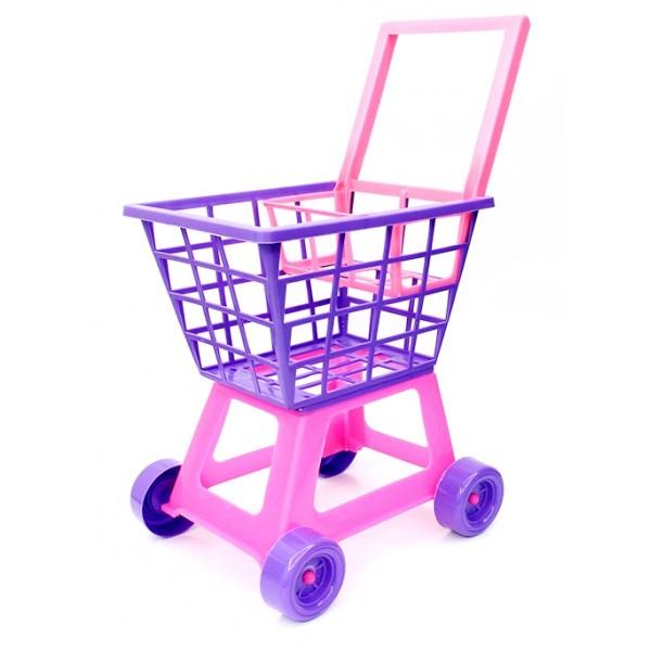 Carrinho de supermercado infantil