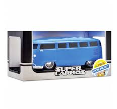 CARRO KOMBI SUPER BUS