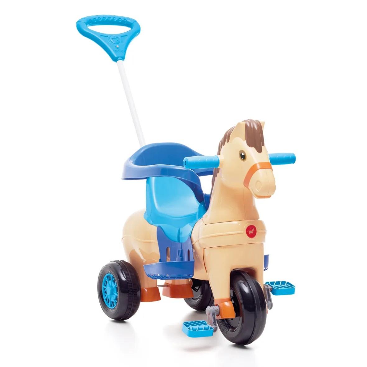 Triciclo Cavalinho Potó